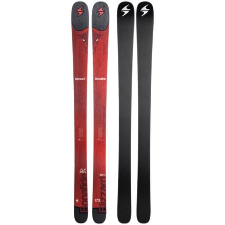 Blizzard 2016/17  Bonafide Alpine Skis