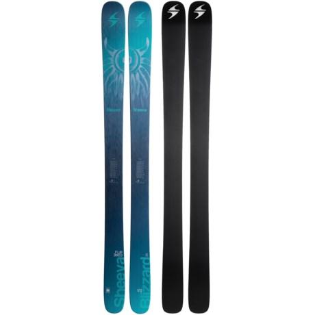 Blizzard 2015/16 Sheeva Alpine Skis (For Women)