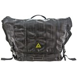 Green Guru Cycler Messenger Bag
