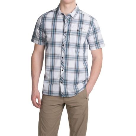 Craghoppers Hassan Plaid Shirt - UPF 30+, Short Sleeve (For Men)
