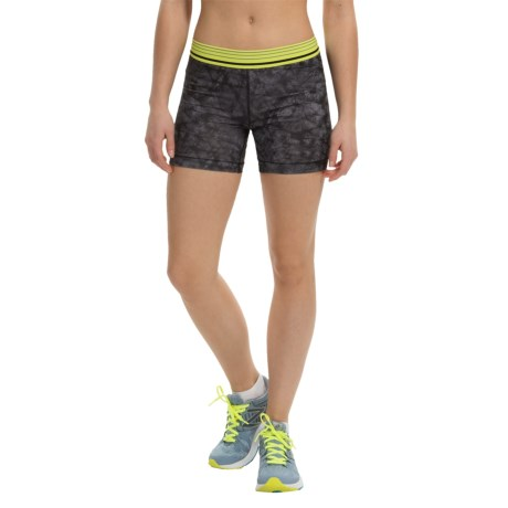 Layer 8 High-Performance Shorts (For Women)