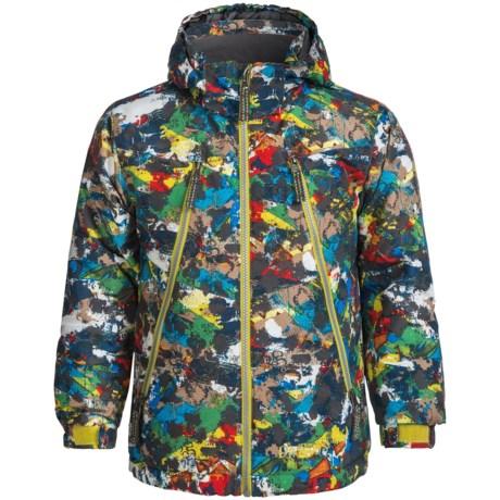 Snow Dragon Pluto Ski Jacket (For Little Boys)