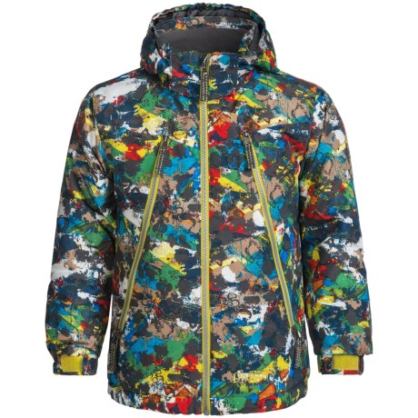 Snow Dragon Pluto Ski Jacket - Insulated (For Toddlers)