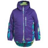 Snow Dragon Solstice Ski Jacket (For Little Girls)