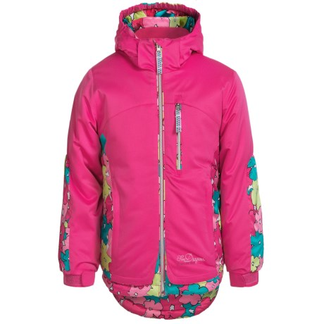 Snow Dragon Solstice Ski Jacket (For Little Girls)