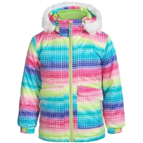 Snow Dragon Nova Ski Jacket (For Little Girls)