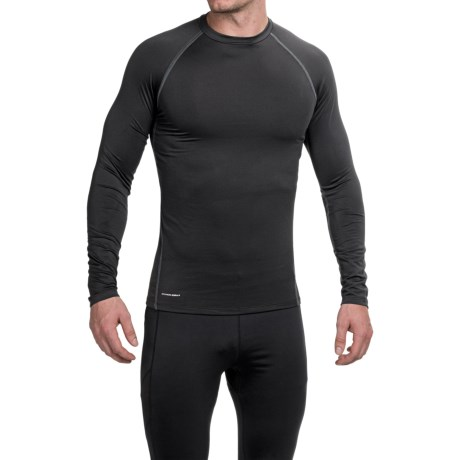 Layer 8 Fitted Base Layer Top - Long Sleeve (For Men)