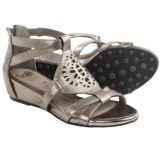 Sofft Breeze Gladiator Sandals - Leather, Wedge Heel (For Women)