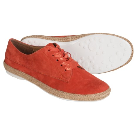 Sofft Mavis Sneakers - Suede (For Women)