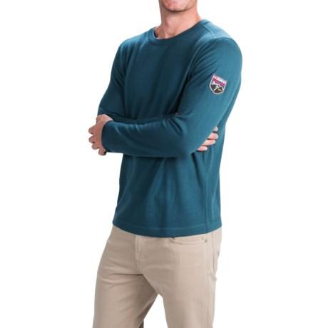 Obermeyer Chad Sweater - Merino Wool, Crew Neck (For Men)