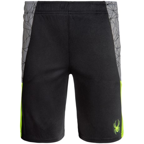 Spyder Side-Webbing Shorts (For Big Boys)