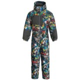 Snow Dragons Snow Day Snowsuit - Waterproof, Insulated (For Little Kids)