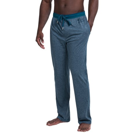 Buffalo by David Bitton Marled Jersey Drawstring Lounge Pants (For Men)