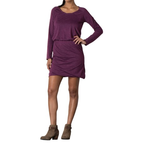 Toad&Co Allisa Dress - Organic Cotton, Long Sleeve (For Women)