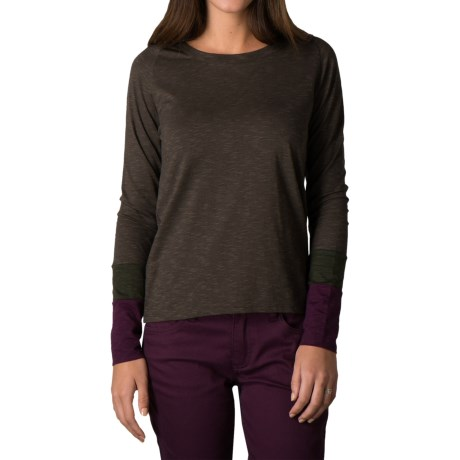 Toad&Co Carmina T-Shirt - Organic Cotton-TENCEL®, Long Sleeve (For Women)