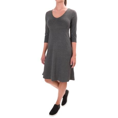 Toad&Co Rosalinda Dress - Organic Cotton-TENCEL®, 3/4 Sleeve (For Women)