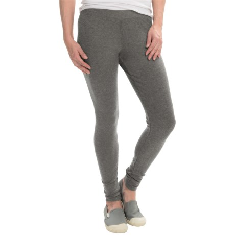Toad&Co Ribbed Leap Leggings - Modal Blend (For Women)