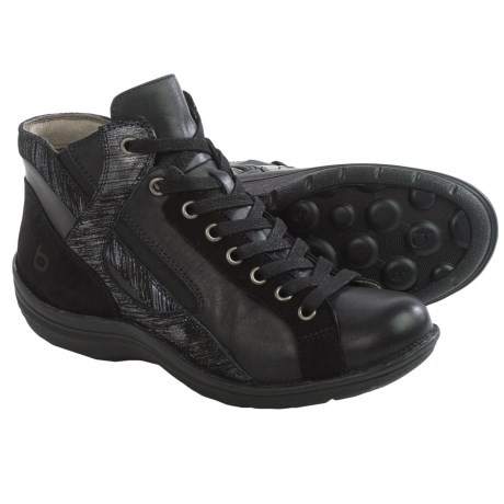 Bionica Orbit High-Top Sneakers - Leather (For Women)