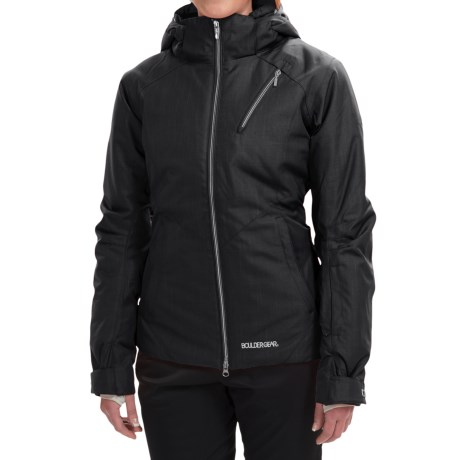Boulder Gear Hepburn Snow Jacket - Waterproof, Insulated (For Women)