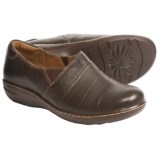 Montana Cayla Shoes - Leather, Slip-Ons (For Women)