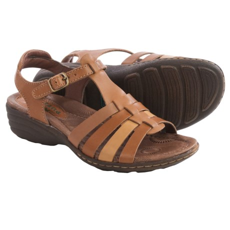 Montana Cricket Leather Sandals (For Women)