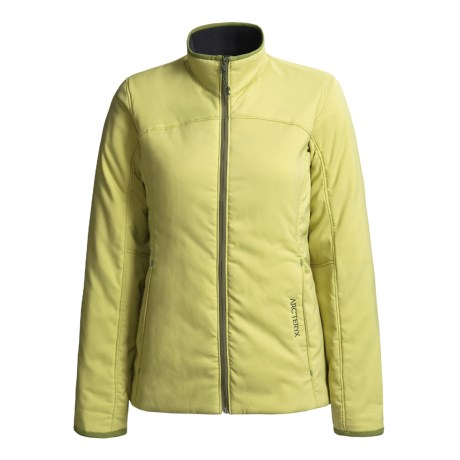 Arc'teryx Hades Jacket - Insulated Soft Shell (For Women)
