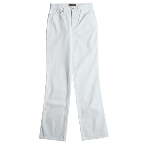 Cambio Jade Cotton Twill Pants - Lightweight (For Women)