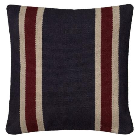 "Rizzy Home Saddle Blanket Decor Pillow - 18x18"""
