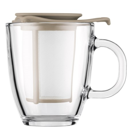 Bodum YO-YO Mug and Tea Infuser Set - 10 fl.oz.