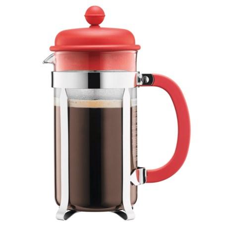 Bodum Caffettiera 8-Cup French Press Coffee Maker - 34 fl.oz., Green