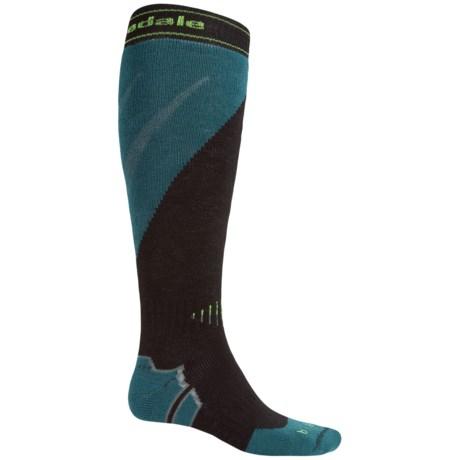 Bridgedale MerinoFusion Mountain Ski Socks - Merino Wool, Over the Calf (For Men)