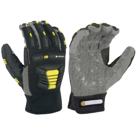 Carhartt Stronghold Hi-Vis Gloves (For Men and Women)