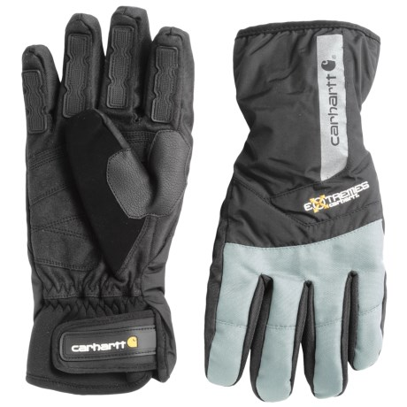 Carhartt Bad Axe Gloves - Waterproof, Insulated (For Men and Women)