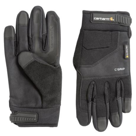 Carhartt C-Grip Tri-Grip Gloves (For Men and Women)