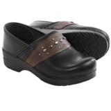 Dansko Pavan Leather Clogs (For Women)