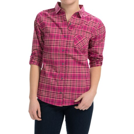 Mountain Hardwear Tahoma Shirt - Long Sleeve (For Women)