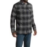 Mountain Hardwear Trekkin' Shirt Jacket - Fleece Lined (For Men)