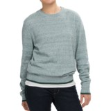 Inhabit Honeycomb Heathered Sweater - Crew Neck (For Women)