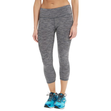 RBX Multi Speckled Capris (For Women)