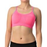 RBX Seamless Sports Bra - Medium Impact (For Women)