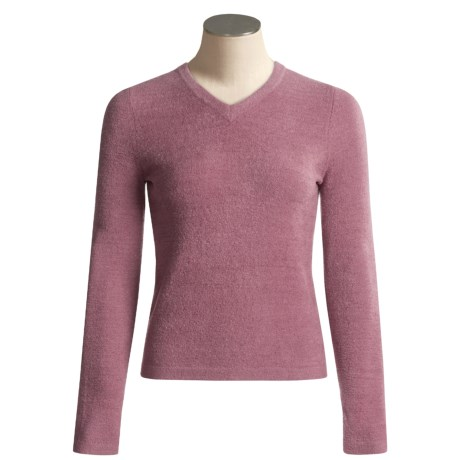 ExOfficio Irresistible V-Neck Shirt - Long Sleeve (For Women)