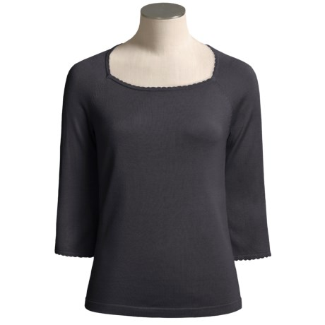 ExOfficio Soytopia Knit Shirt - 3/4 Sleeve (For Women)