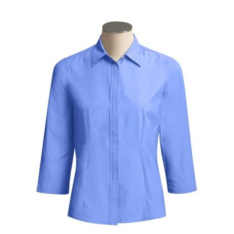 ExOfficio Traveler Shirt - UPF 30, ¾ Sleeve (For Women)
