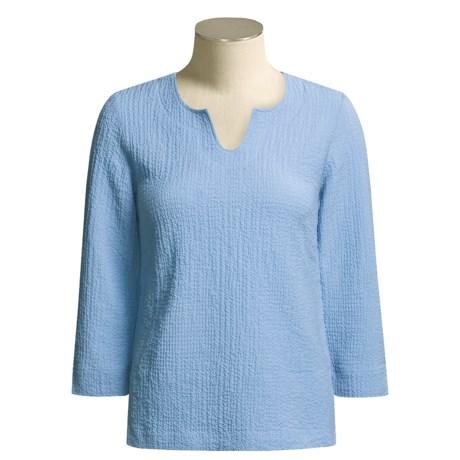 ExOfficio Savvy Chic Athena Shirt - 3/4 Sleeve (For Women)