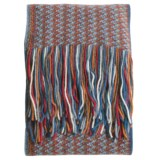 Johnstons of Elgin Cashmere Scarf (For Men and Women)