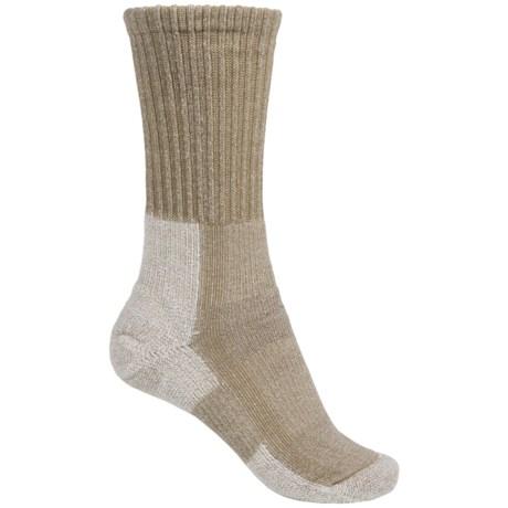 Thorlo Hiking Socks - Wool-Silk, Crew (For Women)