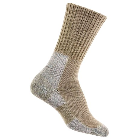 Thorlo THOR-LON® Trail Hiking Socks - Crew (For Women)