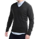 C89men Cashmere Sweater - V-Neck (For Men)