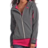 Powder River Outfitters Bonded Fleece Jacket - Full Zip (For Women)