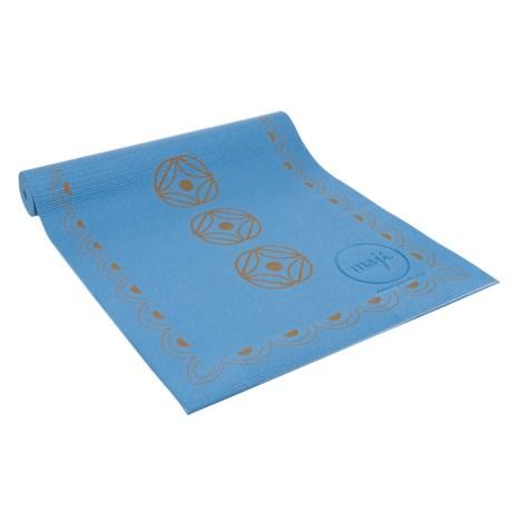 Maji Sports Two-Tone Yoga Mat - PVC